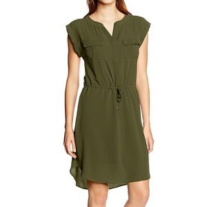 ONLY Army Green Dress